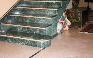 Scala verde 6